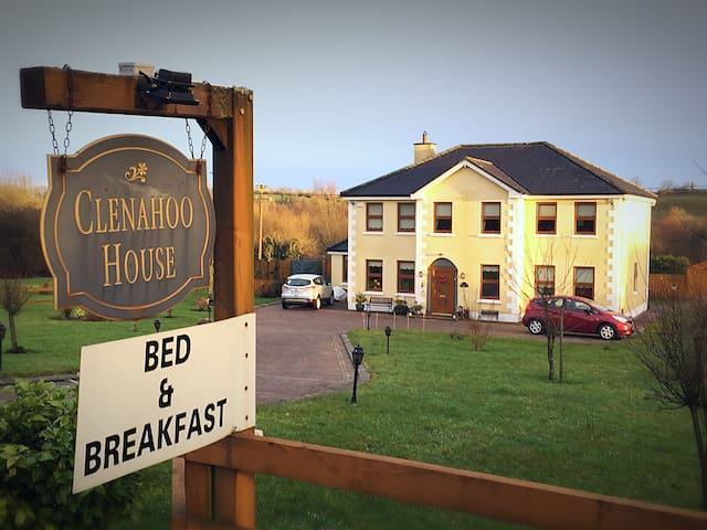 ROOM 2 / Beautiful B&B in Carrick-on-Shannon