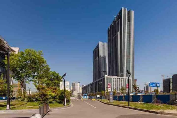 苏州火车站 准地铁房 城市生活广场