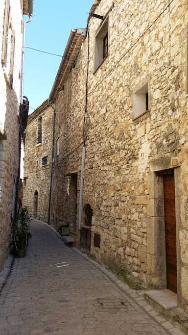 Charming medieval townhouse