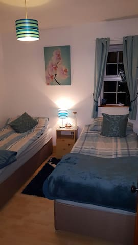 Cosy twin room - Ballinlough - Bed & Breakfast