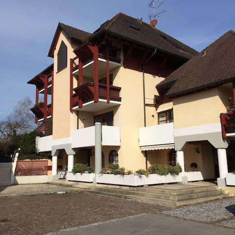 Ferienwohnung am Bodensee - Kressbronn am Bodensee