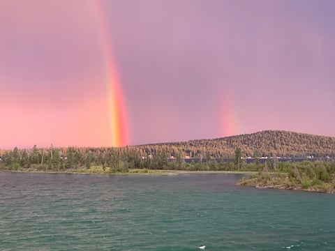 Green Lake waterfront Cabin