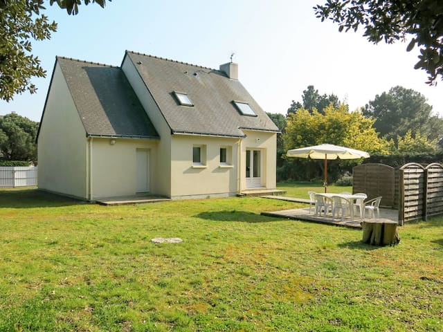 Holiday home in La Turballe for 7 persons