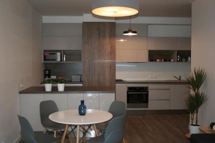 Karlín apartment