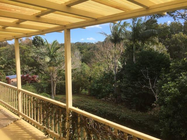 Coastal Bush Retreat