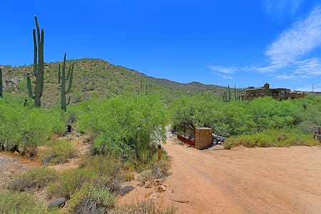 Heart of Cave Creek & on Black Mountain- VIEWS! - Casa
