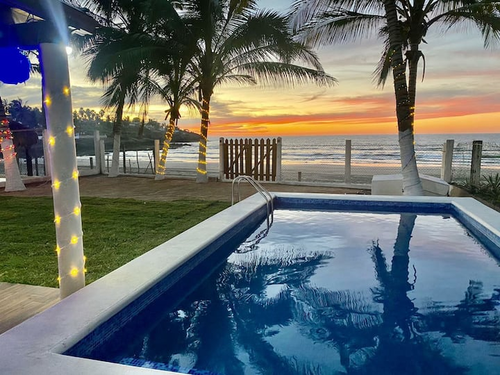 Hermosa vistas del mar y una bella casa:6677512554