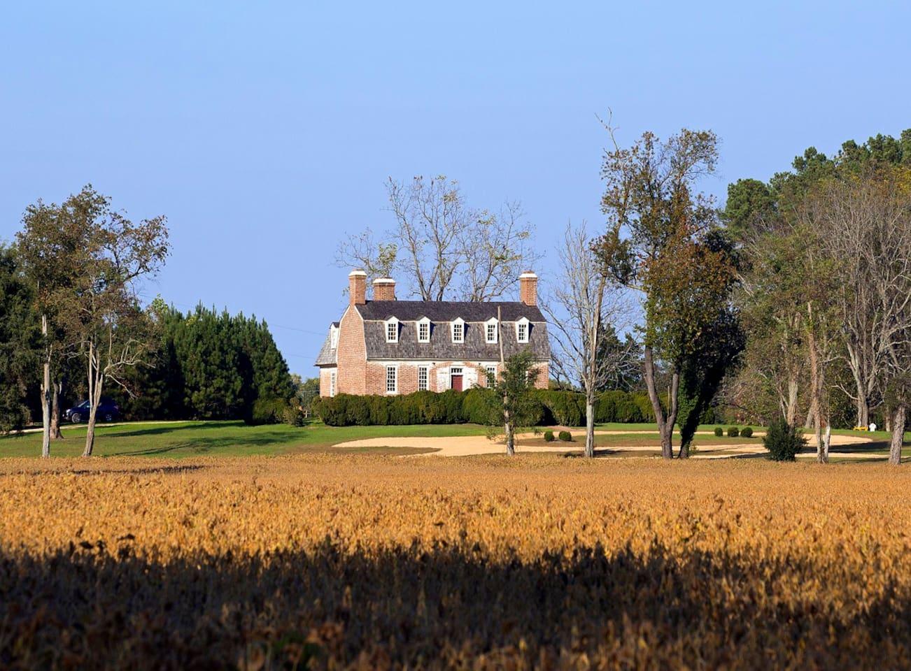 Wilton Plantation House
