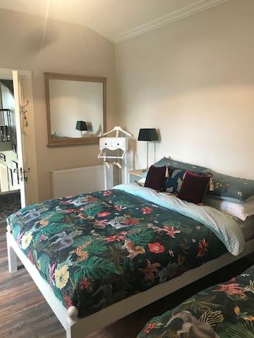 Bedroom 1(single & double)