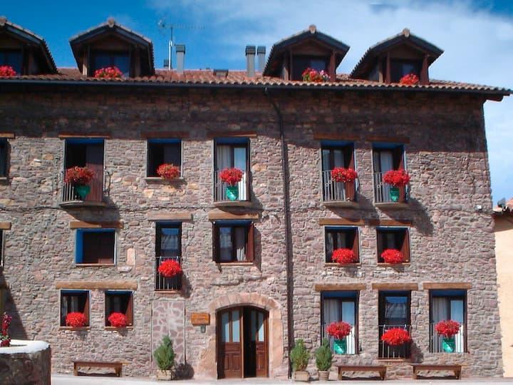 Apartamento en el corazón del Pirineo entre valles