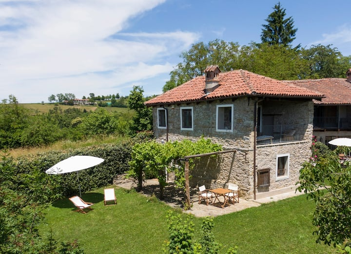 Indigo House - New Cascina Adami