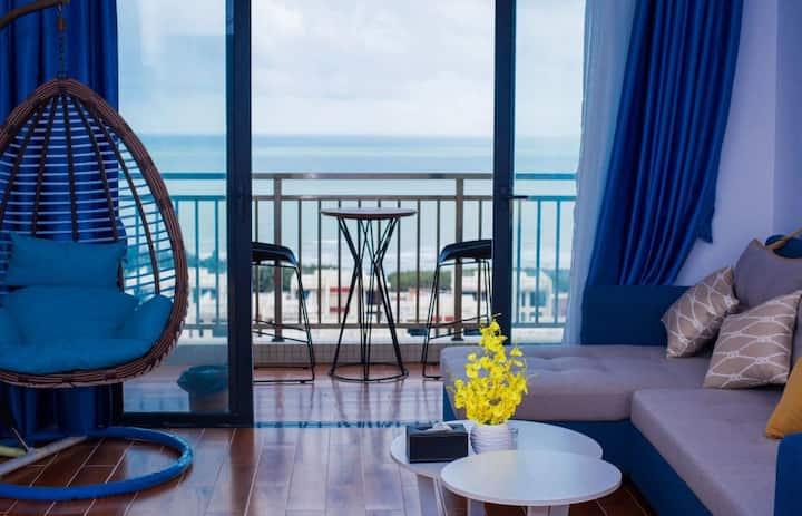 海洋主题公寓