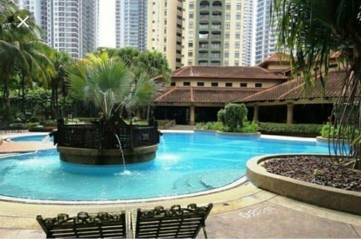 Cozy getaway with resort atmosphere - Kuala Lumpur - Apartment