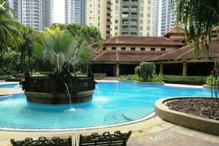 Cozy getaway with resort atmosphere - Kuala Lumpur - Apartament