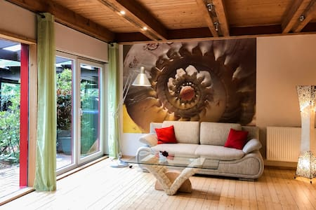 110 sqm wooden house