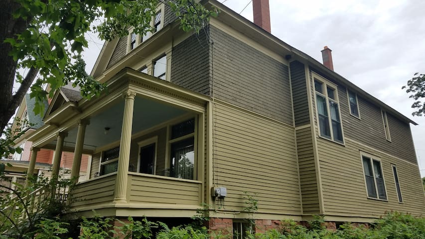 Historic 1905 Keweenaw House Vacation Rental