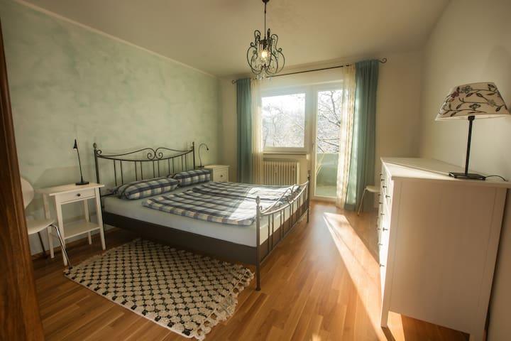 Helle, ruhige 3 Zimmer-Wohnung - Biberach an der Riß - Apartemen