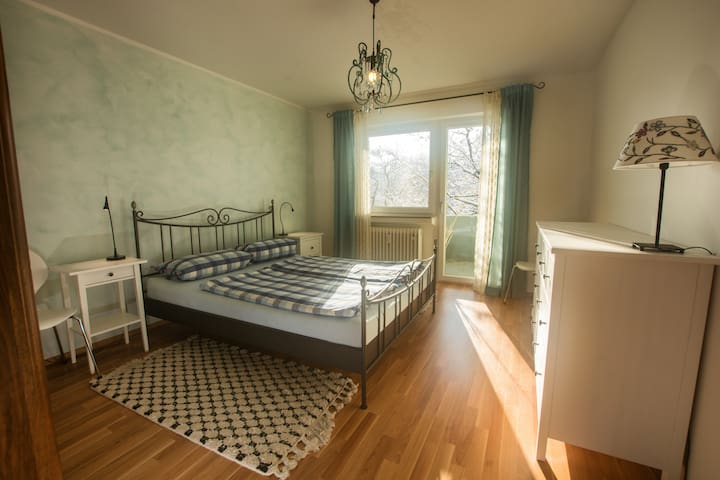 Helle, ruhige 3 Zimmer-Wohnung - Biberach an der Riß - Apartment