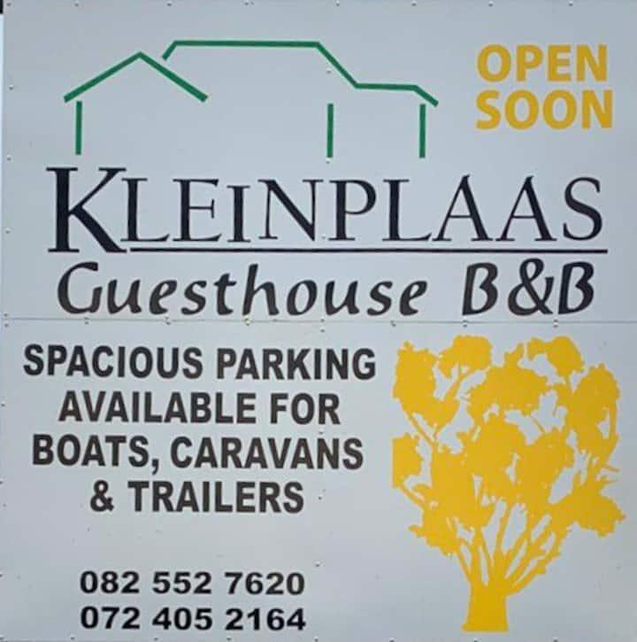 Kleinplaas Guesthouse