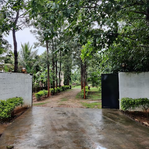 CampR  @ Bangalore just 15 mins from AOL