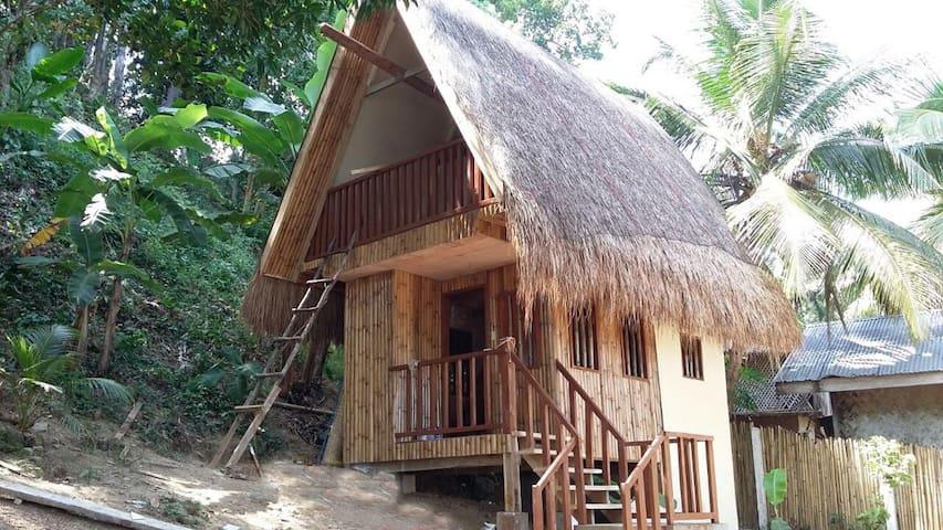 Beautiful Cottage at Underground River Sabang - Puerto Princesa