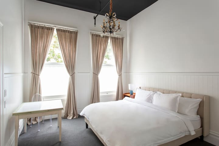 Archbishop's Mansion | Chic Guest Room | 1 Bed
