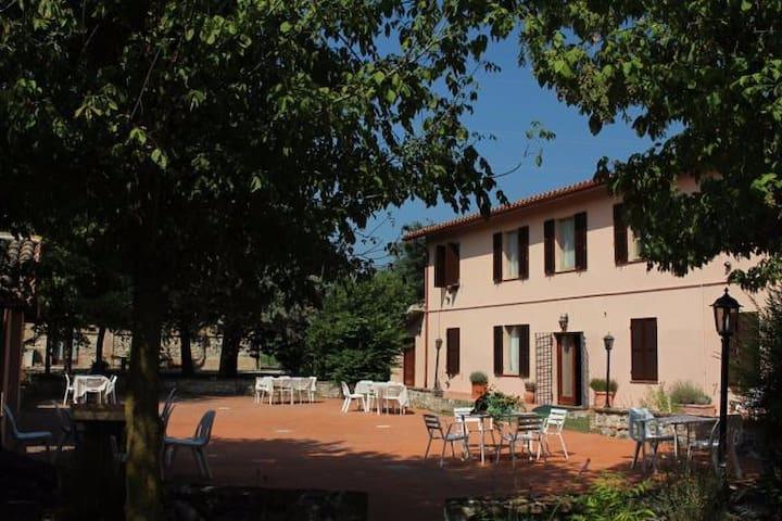 Agriturismo Casa Deimar - Camera Matrimoniale