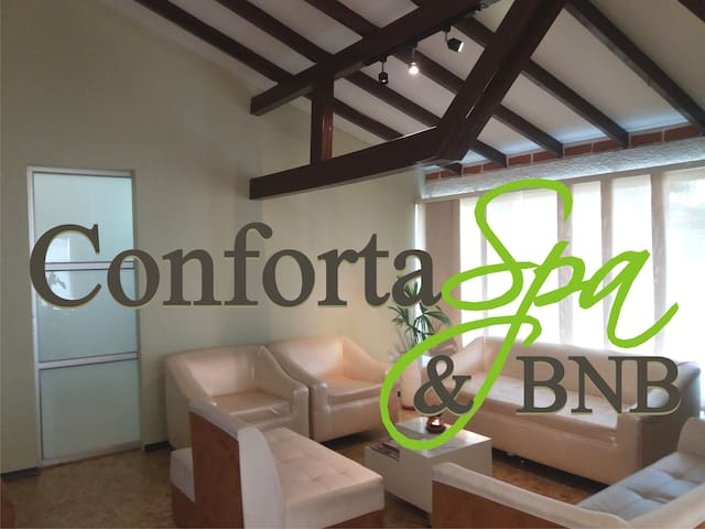 Comfortable Suites at Conforta Spa & BNB - Popayán - Bed & Breakfast