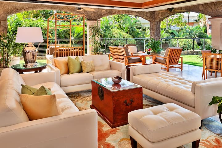 APRIL SAVINGS:VACATION IN YOUR OWN PRIVATE MAUI PARADISE! Floral Gardens G102, Private Plunge Pool!