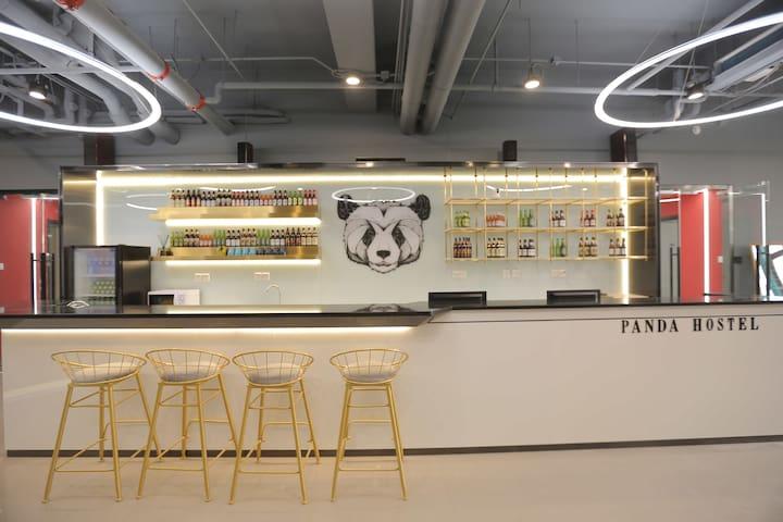 熊猫青年旅社(北京CBD店) 05 (有窗)(Chinese only)