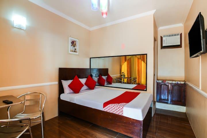 Standard Double @ Kakay Beach Resort And Hotel