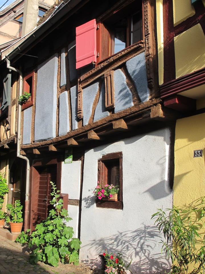 Gîte au cœur d'Eguisheim
