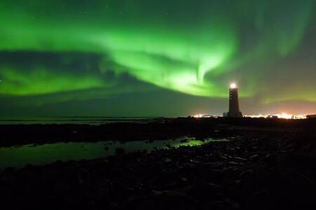 ♥ Icelandic lighthouse village ♥