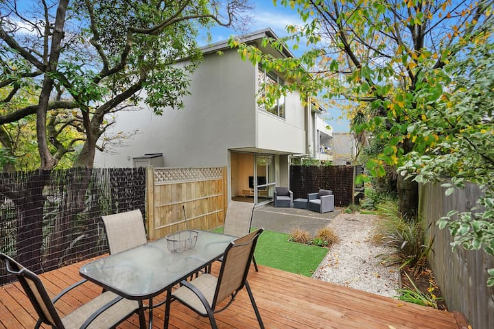 Spacious Townhouse with the City on your doorstep!
