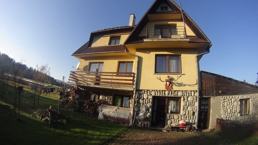 Special place in special region - Czarna Góra - House