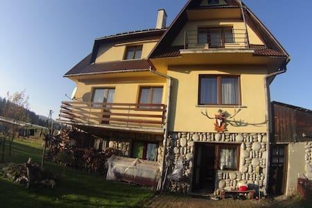 Special place in special region - Czarna Góra - Hus