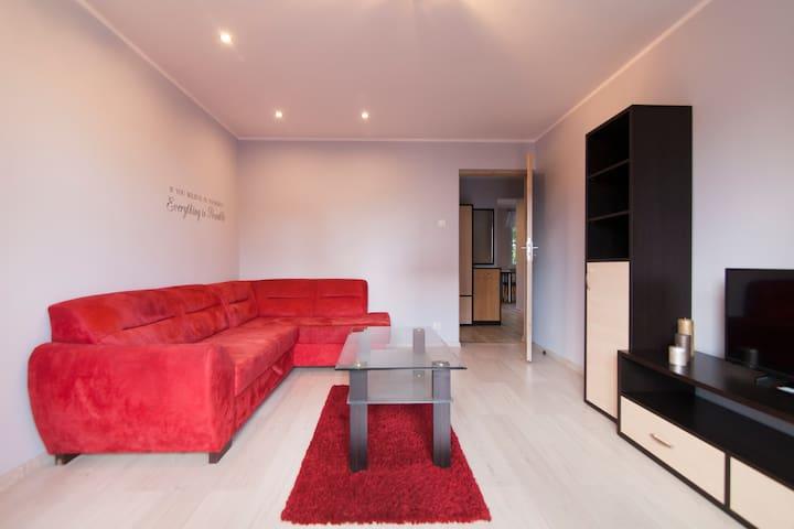 Apartament - Mazowiecka 39
