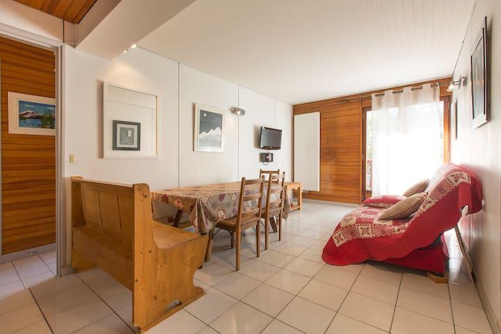 Appartement F3 Hyper centre les Carroz - Arâches-la-Frasse - Apartment