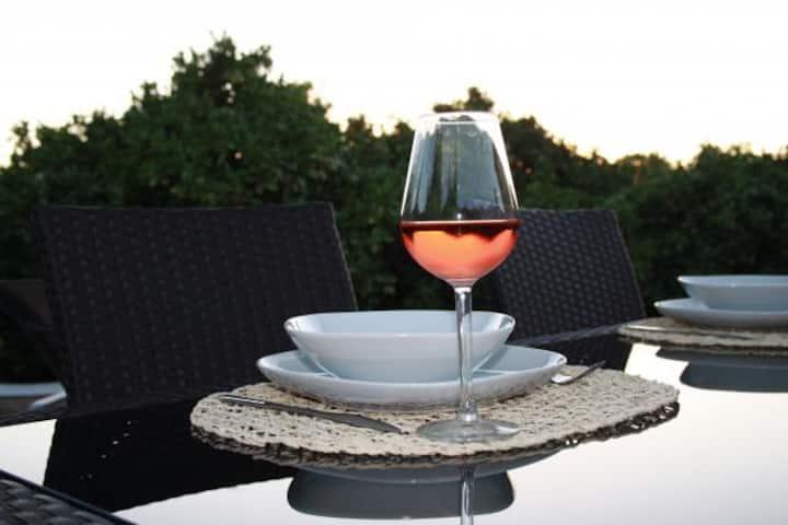 Romantic yurt in the Algarve
