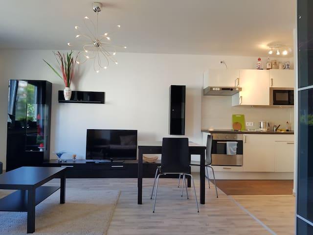 Sehr schöne moderne Wohnung Schwabing Zentral WLAN