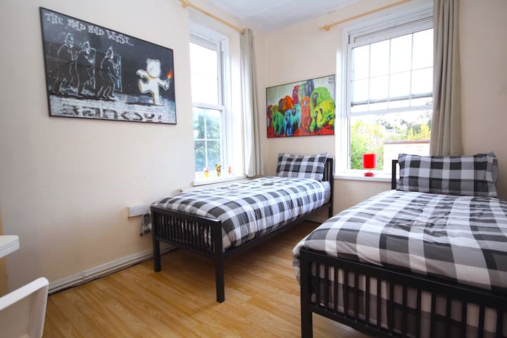 London Twin Room (AFR)