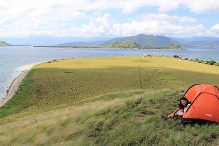 Kenawa Experience - Sumbawa Barat - Telt