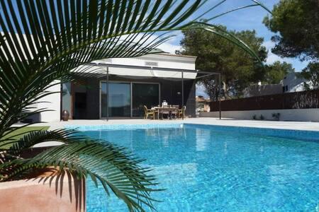 Can Pau para 6-8 Invitados - Llucmajor ,Mallorca