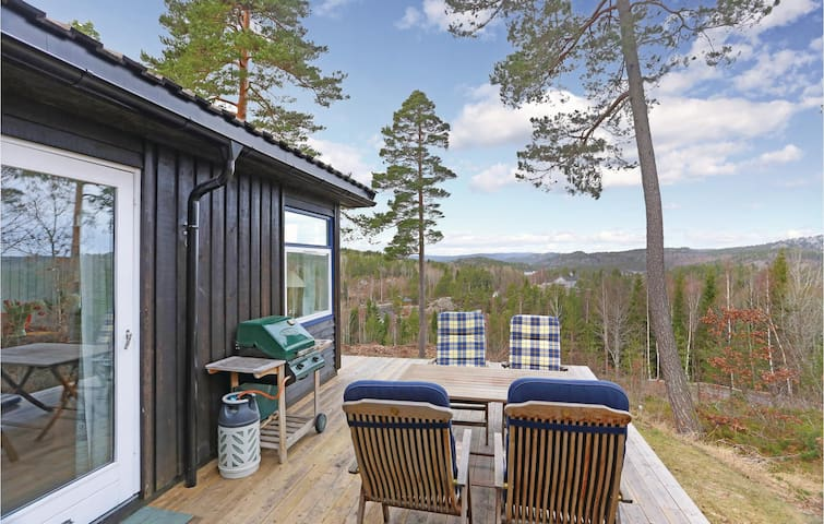 Holiday cottage with 4 bedrooms on 190m² in Søndeled
