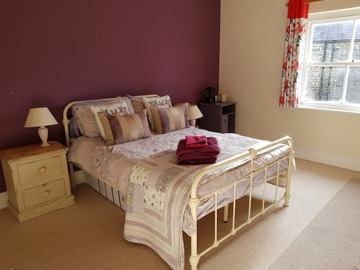 Double room in Richmond, N.Yorks