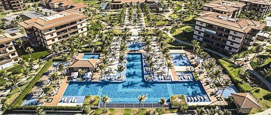 Apto de Luxo Mandara Lanai Resort