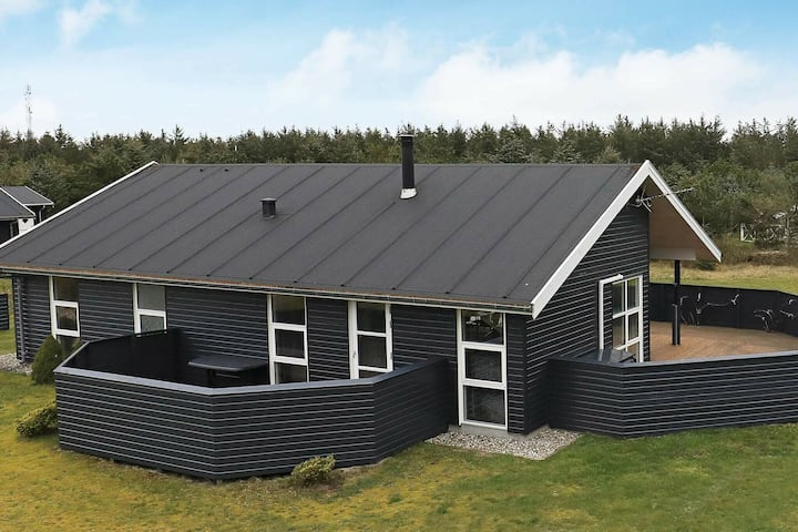 Elegant Holiday Home in Løkken with Private Whirlpool