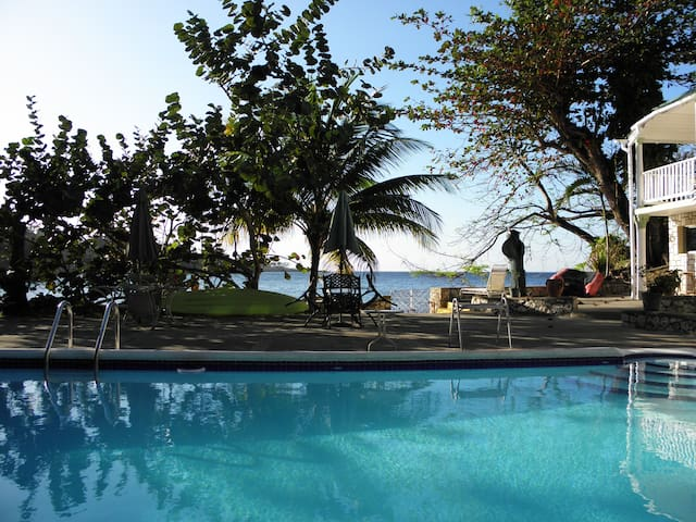 Ocean Shell Villa  - 1 Bedroom - Port Antonio - Villa