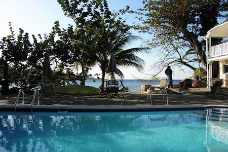 Ocean Shell Villa  - 1 Bedroom - Port Antonio