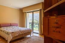 Master's suite (all suites with stunning views).